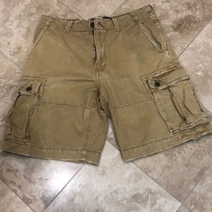 American Eagle men's cargo shorts